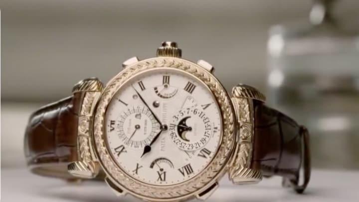 Juweliers onder vuur voor aannemen cash voor peperdure horloges