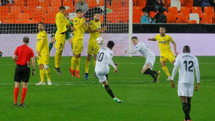 Samenvatting: Valencia - Villarreal