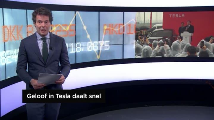 Het geloof in Tesla verdampt