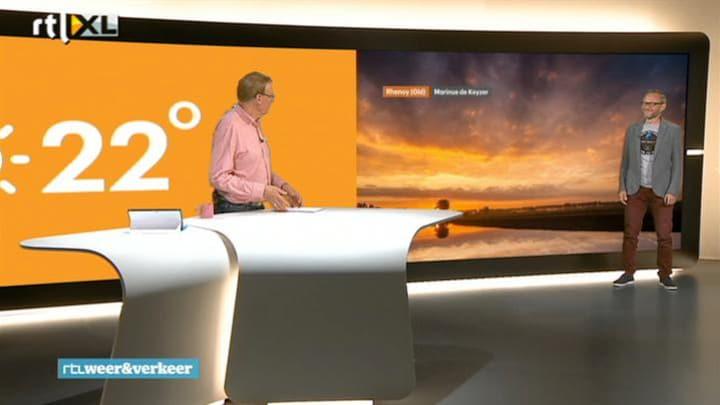 RTL Weer 2 september 2014 08:00 uur