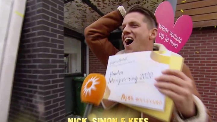 Nick, Simon & Kees in shock door nominatie Televizier-Ring