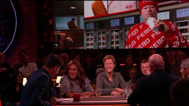 Lex: scheermesjes, deurbel, kip Jip en Barney