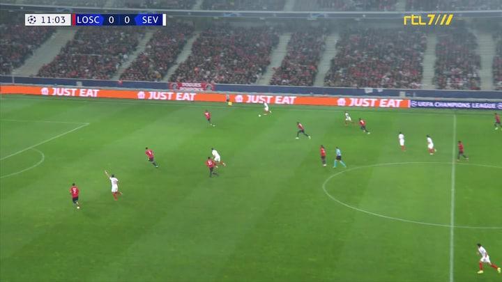 Samenvatting: Lille - Sevilla