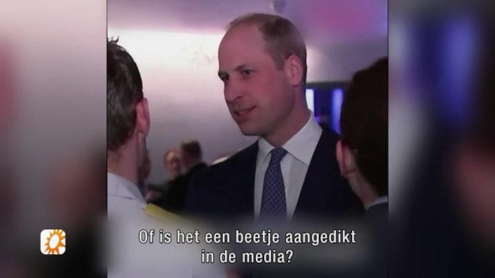 Opmerkelijk filmpje prins William duikt op na uitbraak coronav...