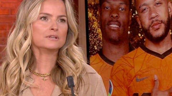 Fatima over wedstrijd in Hongarije: 'Oranje moet statement maken'