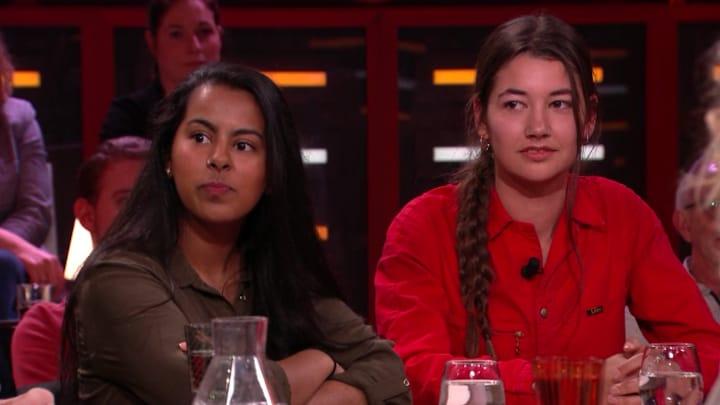 Ambrien en Noa vertellen over hun ervaring met straatintimidatie