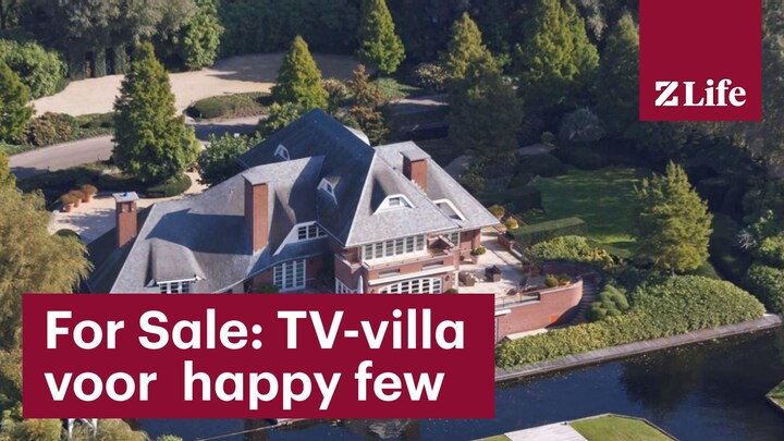 For sale: Vinkeveense villa voor de happy few