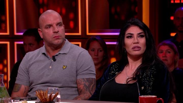 Andy van der Meijde en Melisa gaan het theater in
