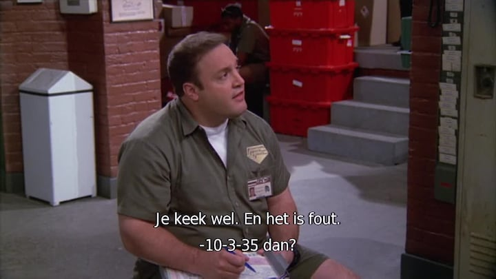 Afbeelding bij The King Of Queens: Whine country