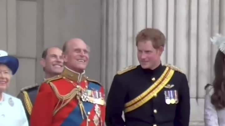 William én Harry reageren bedroefd op overlijden prins Philip