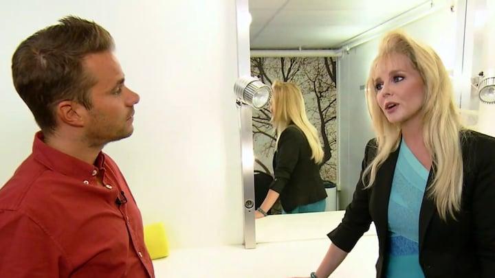 Chantal Janzen reageert op Linda de Mol als 'nieuwe collega'