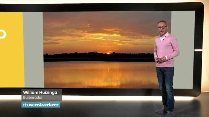 RTL Weer NL vrijdag 4 september 2015 08:00 uur