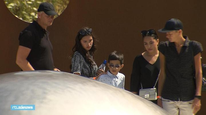 Slachtoffers MH17 herdacht bij Nationaal Monument