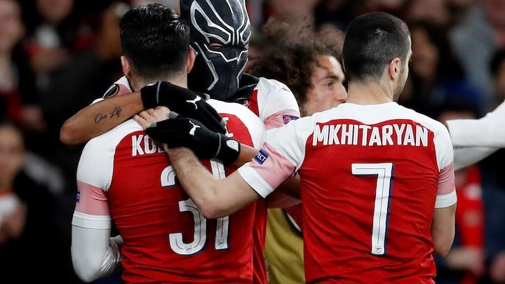 Samenvatting: Arsenal - Stade Rennes
