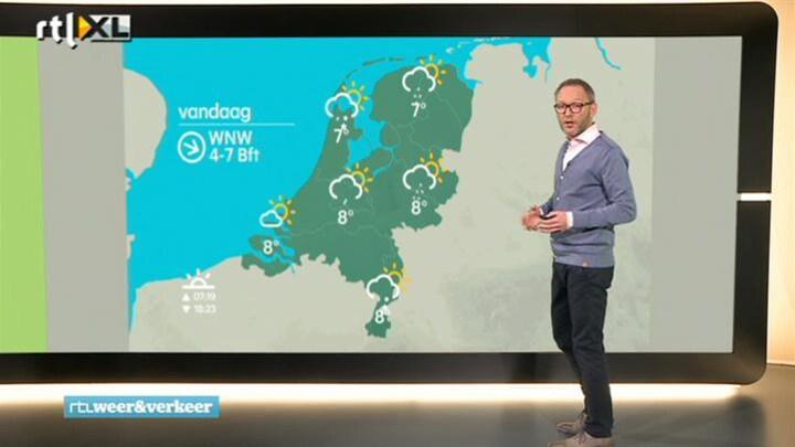 RTL Weer woensdag 4 maart 2013 07:30 uur