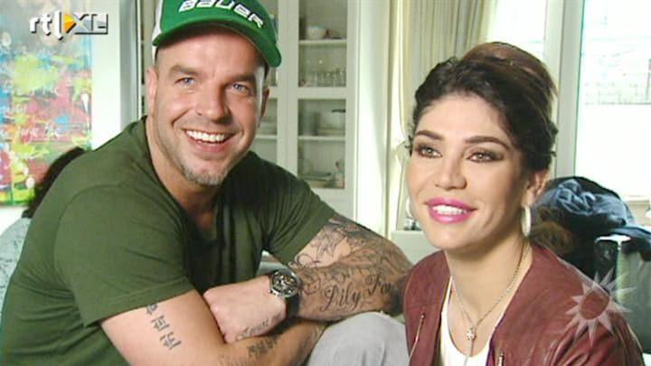 Gaat Andy van der Meijde op zijn knieën voor Melisa?
