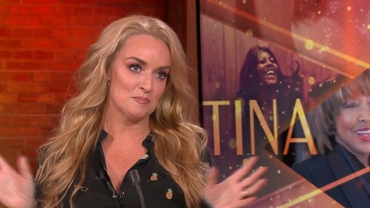 Mega-fan Samantha over docu Tina Turner: 'Soort afsluiting'