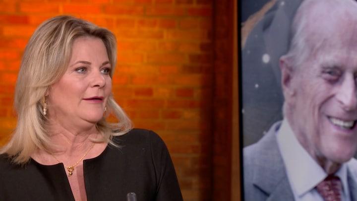 Justine: 'Slim dat Meghan niet naar uitvaart prins Philip gaat'