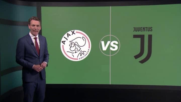 Ajax-Juventus: RTLZ heeft de uitslag