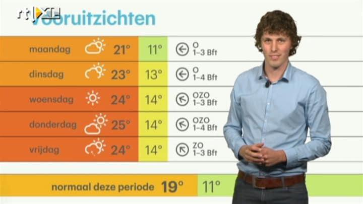 Buienradar NL 14 september 2014 12:40uur