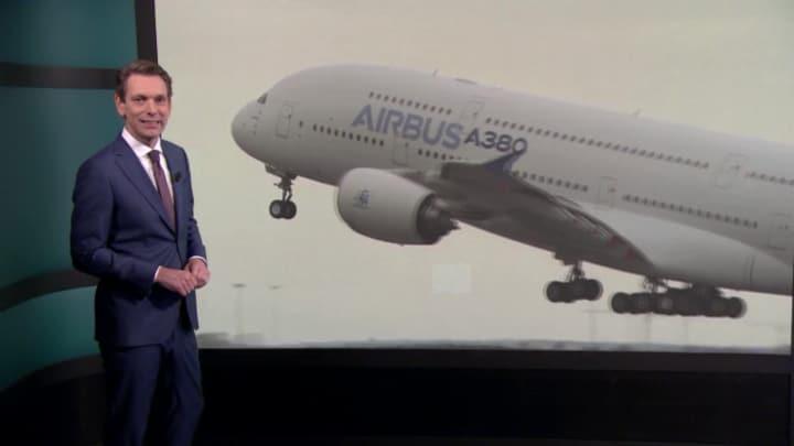 Droom in duigen: het einde van de superjumbo A380