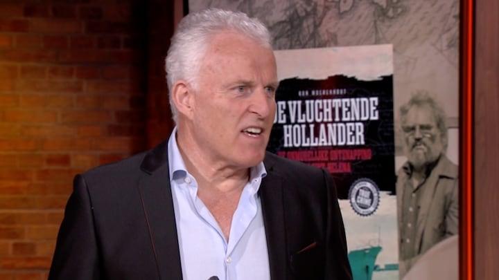 Peter R. de Vries over het fascineerde verhaal van Willem Merk