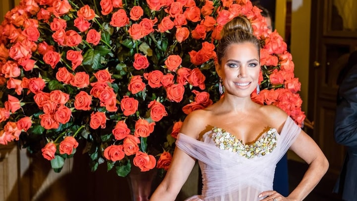Sylvie Meis vertelt over haar huwelijksreis met liefje Niclas