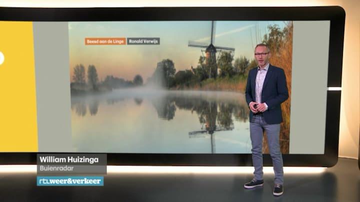 RTL Weer maandag 2 mei 2016 08:30